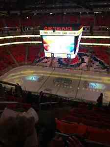 All Edmonton Oilers home games for sale