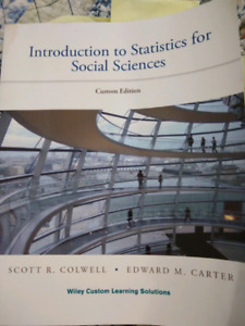 Introduction to Statistics for Social Sciences