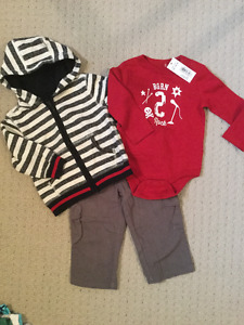 12-18M Boys Clothing Bundle