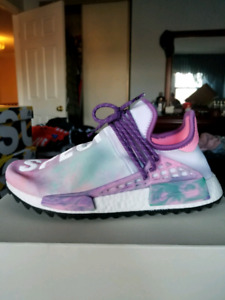 BNIB Pharrell Williams Human Race NMD size 9.5 with receipt PW H