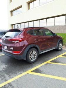 2017 Hyundai Tucson Premium SUV, Crossover