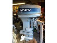 Evinrude 60 hp outboard