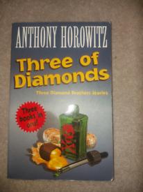 Three of diamonds - Anthony horowitz