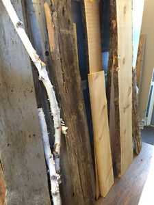 RECLAIMED PROJECT LUMBER