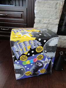 Collection of Disco Party Lights,Mirror Ball Kit,Clothing &More Kitchener / Waterloo Kitchener Area image 3
