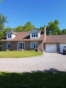 27.6 Acres -- Perfect Home and Property for Your Family to Enjoy
