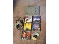 PS1 bundle with all wires