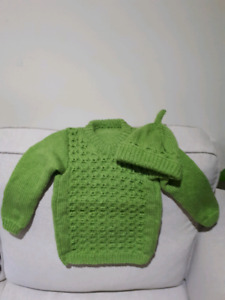 Baby sweater (boys)