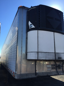 53' UTILITY reefer for sale-great condition