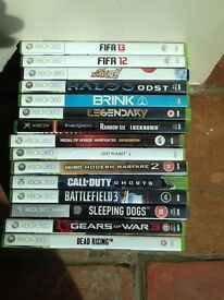 **XBOX 360 GAMES BUNDLE** read advert in full