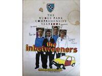 The Inbetweeners Book