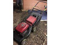 Mountfield lawnmower 150cc