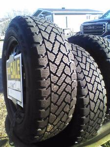 Brand new snow tracker winter tires (205/55/r16)