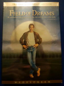 Field of Dreams Anniversary Edition DVD (NEW)