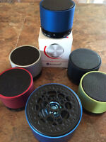6pcs left bluetooth wireless rechargable speaker amazing sound