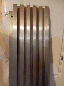 Can you repurpose a New Louvered Stainless Steel Grille/Vent?
