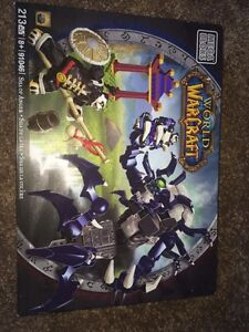 Brand new world of Warcraft Lego set