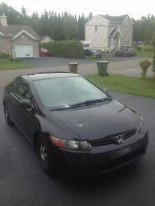 2008 Honda Civic Coupé (2 portes)