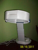 Hair dryer - pedestal