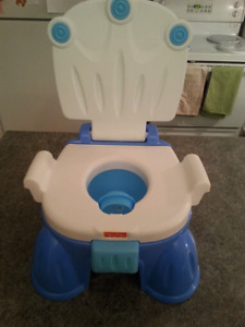 Toilette apprentissages Fisher price