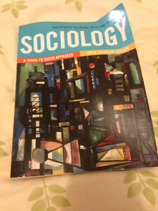 Sociology: A Down-To-Earth Approach Textbook