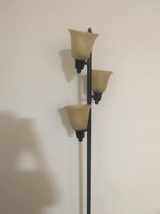 2 Floor Lamps $25 for BOTH