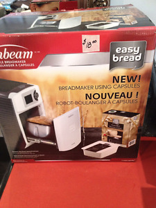 spring cleaning sale. Bread maker for sale.