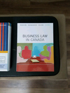 Business Law NBCC
