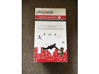 Phil & Teds Maxi Cosi Car Seat Adaptor