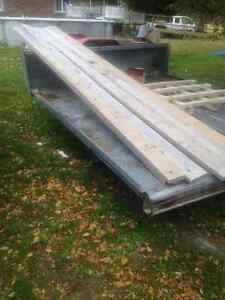 2 Place Sled Trailer London Ontario image 3