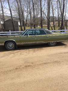 1974 Chrysler New Yorker Other