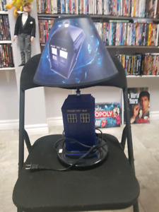Dr who lamp
