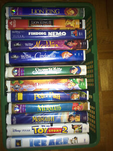 12 CLASSIC & SPECIAL EDITION DISNEY/PIXAR MOVIES FOR SALE