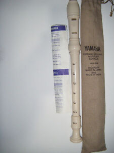 Yamaha Soprano Recorder for sale.