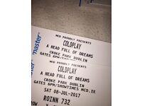 Coldplay - Croke Park (8/7/17)