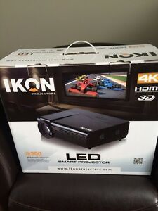 Home Theatre HD Projector - NEW