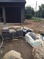 Permacon Brick and Unilock Pavers for sale