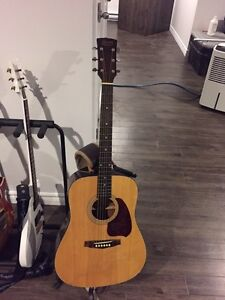 Ibanez guitar 1998 performance series with pick up