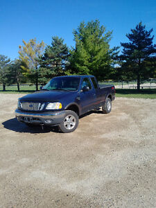 2002 Ford F-150 Yes Pickup Truck