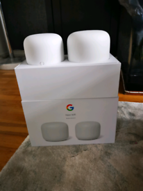Google Nest Wi-fi and Point