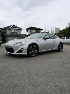 2013 Scion FRS, Silver 2Dr Coupe