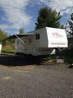 Aubaine Fifth wheel Terry 7000$Nego 2001 30.5p
