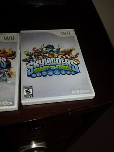skylanders swap force Wii compatible with Wii U