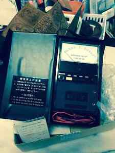 TOA  ZM-104 Impedance meter