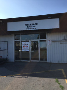Prime Location - Retail Space For Lease