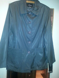 WATER ROOF SPRING JACKET NEW WITH TAGS ON
