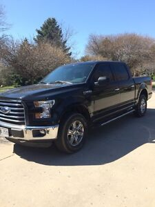 2015 Ford F-150 pick up truck lease takeover