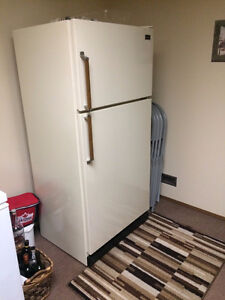 McClary Top freezer Fridge
