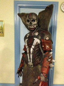 Spawn zombie costume