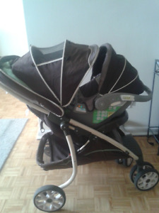 Safety1st Lux Connect travel system